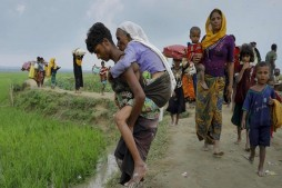 Myanmar Military Denies Crackdown on Rohingya Muslims