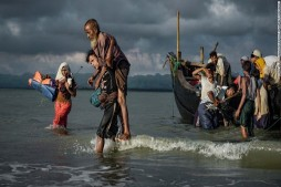 Almost 40% of Rohingya Villages Now Empty, Myanmar Gov't Admits