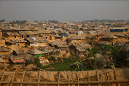 Rohingya Refugees in Cox's Bazar Camps Exposed to the Elements