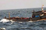 Boat Carrying Rohingya Muslim Refugees Found Floating Off Indonesia