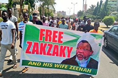 Rally Held in Nigeria Call for Sheikh Zakzaky Release