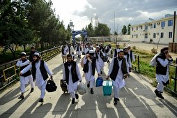 Afghan Government Urges Taliban to Extend Ceasefire